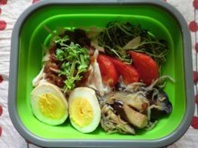 鶏肉飯弁当