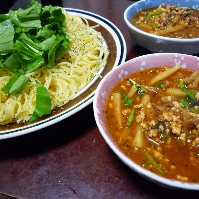 タイ風つけスパゲティ