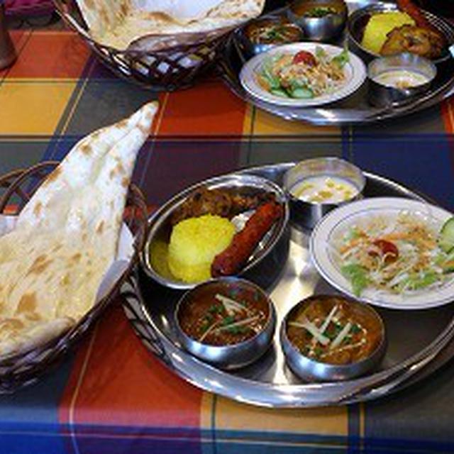 インド料理 YAMUNAのカレーがホント美味しかった