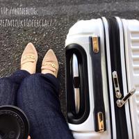 ラインナップ☆と、キャリーバッグの中身•••