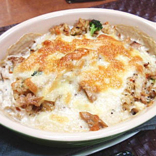 玄米で作るチキンドリア(簡易レシピ付)