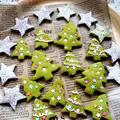 クリスマスクッキー♪