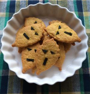 メープルパンプキンクッキー