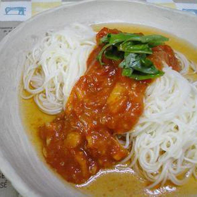 ☆紅白♪素麺☆