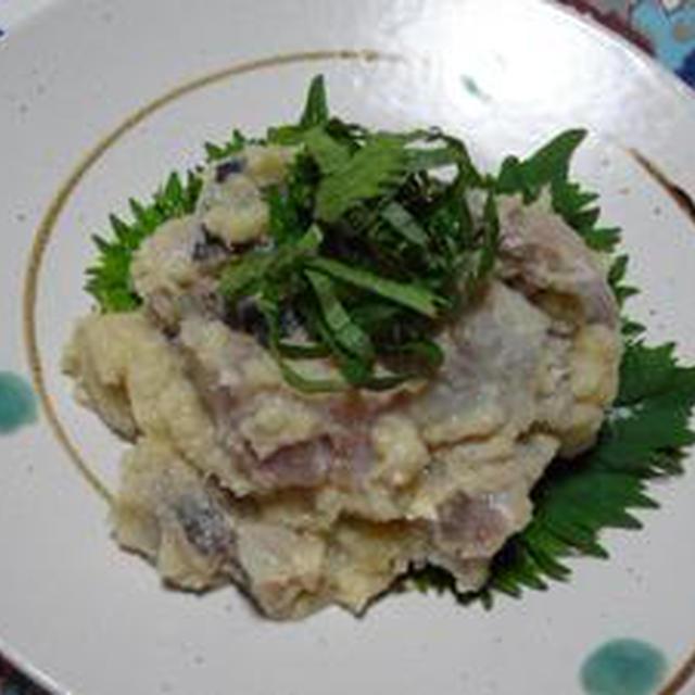 たまねぎ食堂Vol.81   〆アジのおろし味噌漬け