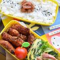 【今日のお弁当】♡ささみdeチキン味噌カツ♡レシピあり♡