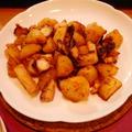 タコとジャガイモのガリシア風~焦がしにんにく風味