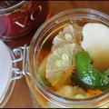 かぼすと洋梨のフルーツブランデー