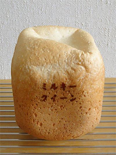 GOPANのミルキークイーンお米食パン