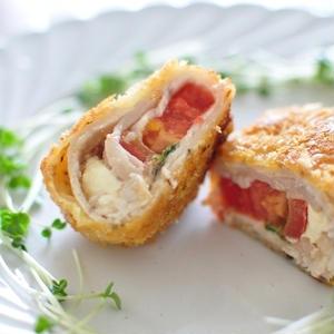 温かくてボリュームも満足!「トマト&クリームチーズ」で作る一皿