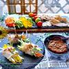 1分で作れる『ガーリック味噌だれ』で豚肉の野菜巻き