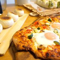【レシピ】GABANグリルマスターブレンドを使って超かんたんピザソース
