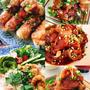 鶏皮をディップに煮物に炒め物に☆鶏皮レシピいろいろ