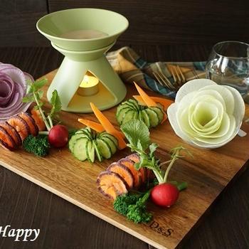 冬野菜を楽しむ!