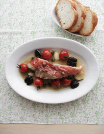 あっという間に出来ちゃうイタリアの魚料理、アクアパッツァ