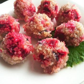 キラキラ紫陽花焼売のレシピ