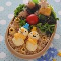 小松菜の味噌ピーナッツ和え