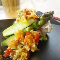 ★野菜たっぷり豚シャブサラダ(レシピブログモニター)