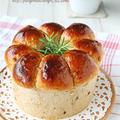 ちぎりパン特集に掲載の色々な型で焼くふわふわちぎりパン4品!