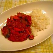 9種類のスパイスを使って!インド風野菜カレー