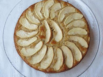 >アップル・ココナッツケーキ by Mchappykunさん