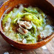 旬の白菜をたっぷり使おう!変幻自在な「白菜×味噌汁」