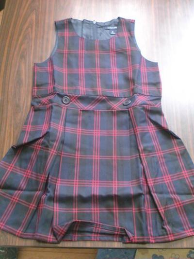卒園式や入学式にもピッタリ♪パターン・ジャンパー・ドレス