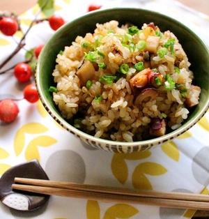 たこが柔らかい*生姜がきいてるたこ飯のレシピ
