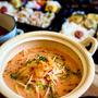 節約簡単レシピ!キムチと卵で即中華スープ【キムたま中華スープ】