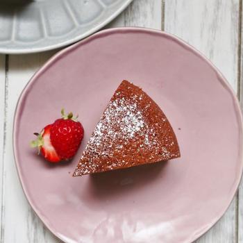 ホットケーキミックスで簡単スイーツ*おすすめチョコレートケーキ*
