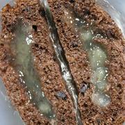 7月12日  チョコゴールドの林檎ジャムサンド