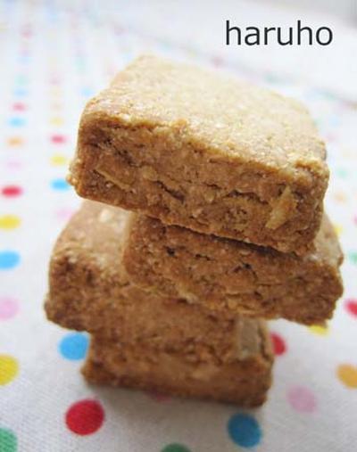 おから・きな粉のクッキー