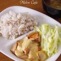 簡単3STEP♪秋鮭の味噌うまソースのおかず☆雑穀米とお赤飯にぴったり!自慢のおかずレシピ(モニター) by めろんぱんママさん