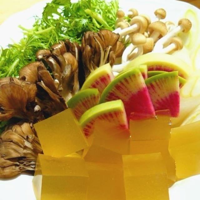 コラーゲン野菜鍋