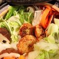 野菜たっぷり豆乳カレー鍋!!