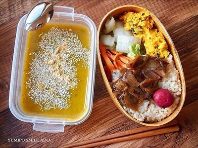 >【乳製品不使用】簡単ヘルシー!かぼちゃスープのレシピはこれ! by yumipo.a*さん
