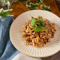 【お肉レシピ】鶏もも肉とシャキシャキれんこんの味噌炒め