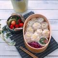 暑い日には冷たい素麺弁当【本日のお弁当】