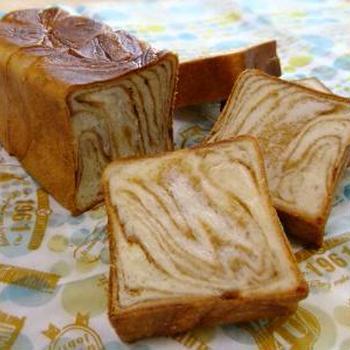キャラメルシート折り込み♪ロングスリム食パン
