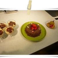 勇気凛りんさんによるスイーツ作り実演&試食☆西武池袋本店×レシピブログのコラボイベント