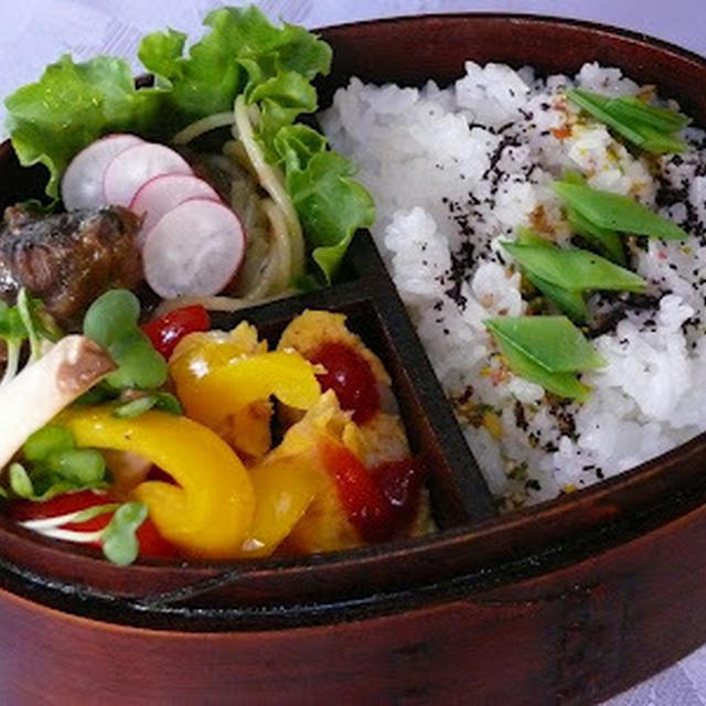 中学生、和彰のお弁当 -023-