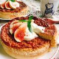 お砂糖なし!無花果のチーズケーキ by Misuzuさん