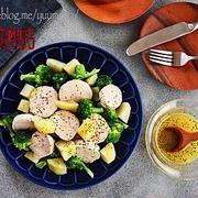 【THERMOS×cotta】真空保温調理で簡単!しっとり抹茶ケーキと鶏ハムレシピ#サーモス・シャトルシェフ#
