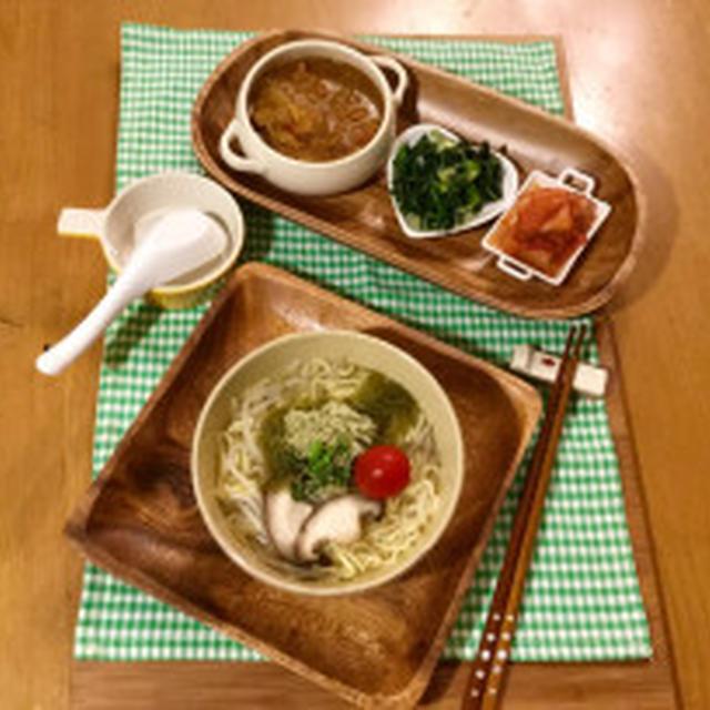 【モニター】マルちゃん正麺塩味でご馳走レシピ♡