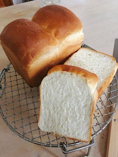 ふんわり*飽きのこない山食パン*