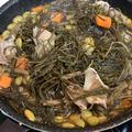 蒸し枝豆と刻み昆布の煮物(ネクストフーディスト4期生)