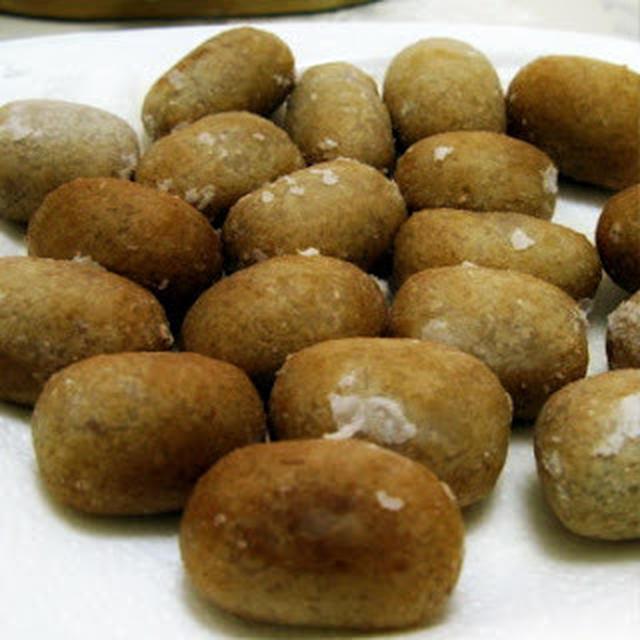 豆沙芋棗│サトイモ団子