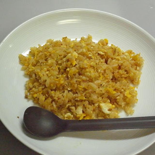 卵炒飯ニンニク味噌味