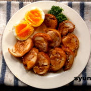 15分で鶏チャーシュー