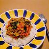 鮭と野菜の和風カレー